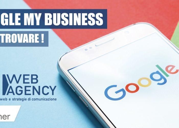 Fatti trovare con Google MyBusiness