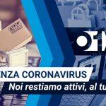 Emergenza Coronavirus: piena operatività