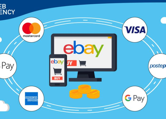 Nuovo sistema di pagamento a gestione diretta di eBay.